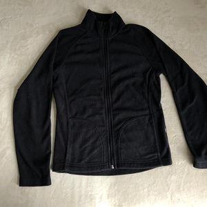 Fila zip up fleece jacket size Large